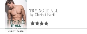 christi barth - trying it all
