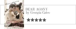 georgia cates - dear agony