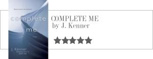 j kenner - complete me