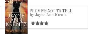 jayne ann krentz - promise not to tell