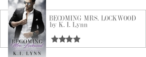 k i lynn - becoming mrs lockwood