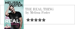 melissa foster - the real thing