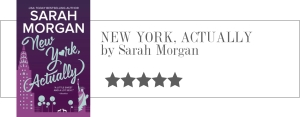 sarah morgan - new york actually