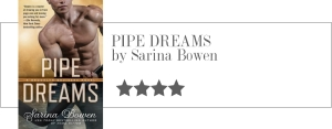 sarina bowen - pipe dreams