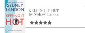sydney landon - keeping it hot