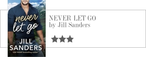 jill sanders - never let go